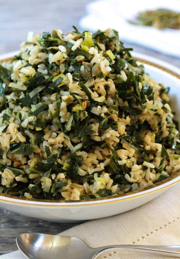 Vegetarian Dirty Rice Recipes — Dishmaps