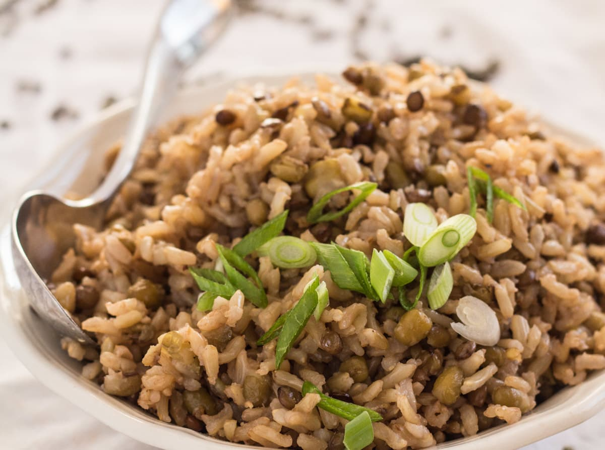 How To Cook Brown Rice In A Pressure Cooker 19
