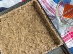 Whole Wheat Olive Oil Crust
