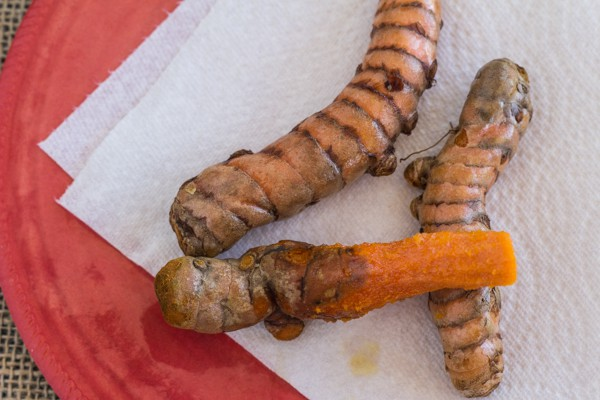 turmeric for Turmeric Curry Carrot Soup | Letty's Kitchen