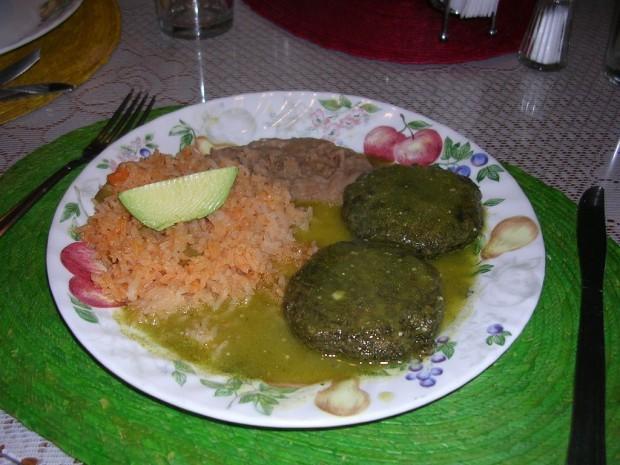 Carmen's Spinach Tortas