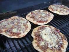 Caramelized Three Onion and Thyme Pizza with Fontina Cheese