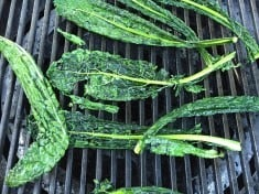 Crispy Grill-Roasted Kale