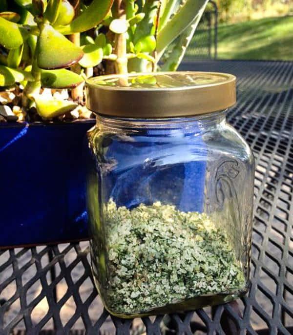 Summer Savory and Garlic Salt | Letty's Kitchen