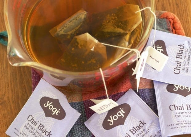 Maple Chai Bubble Tea