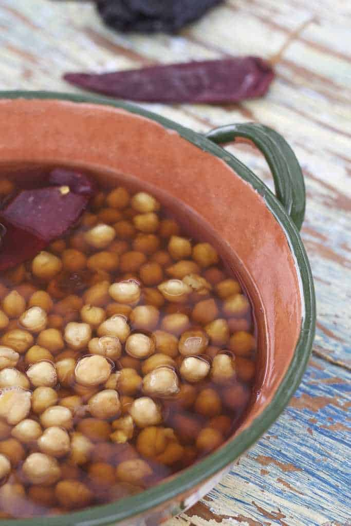 Baja Fresh Hours >> How to Cook Garbanzo Beans in a Pressure Cooker - Letty's Kitchen