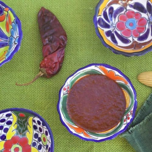 Red Enchilada Sauce Salsa Roja