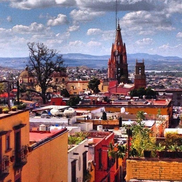 San Miguel de Allende--Guajillo Chile Dressing