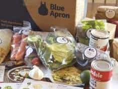 Blue Apron Review and Three Vegetarian Dinners