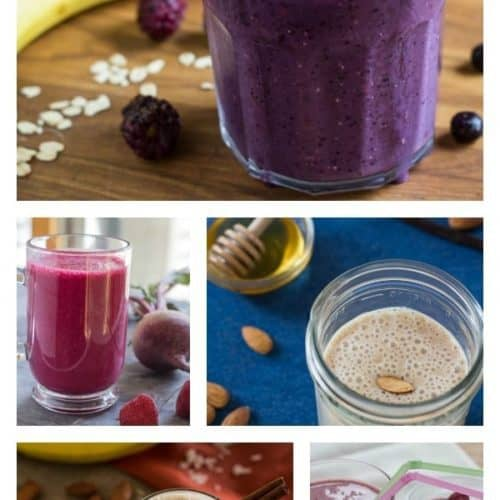 Simply Smoothies from Best 100 Smoothies for Kids