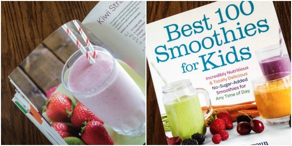 photos from Best 100 Smoothies book-Simply Smoothies