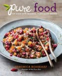 Pure Food book cover for Lentil and Spinach Keema