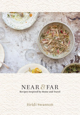 Near and Far cookbook cover for Chicory Soup