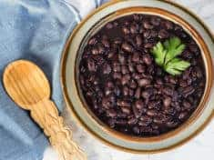 How To Cook Black Beans in a Pressure Cooker (Instant Pot)